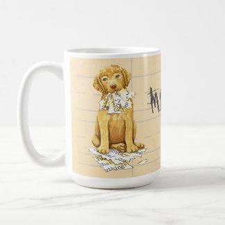 My Chessie Ate My Homework Coffee Mug