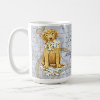 My Chessie Ate My Lesson Plan Coffee Mug