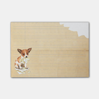 My Chihuahua Ate my Homework Post-it® Notes