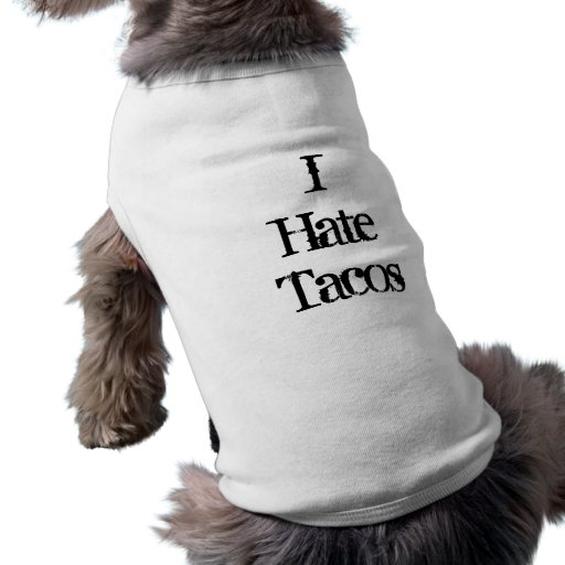 My Chihuahua is not the Taco Bell Dog Dog T-shirt
