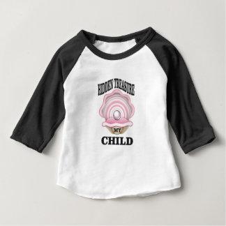 my child hidden treasure baby T-Shirt