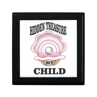 my child hidden treasure gift box
