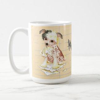 My Chinese Crested Ate my Homework Coffee Mug