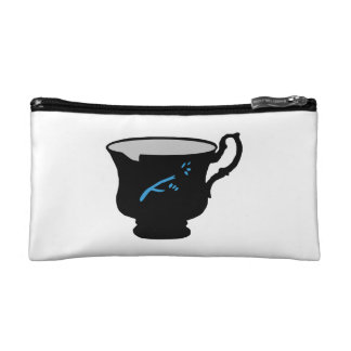 My Chipped Cup Cosmetic Bag