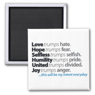 My choice everyday magnet