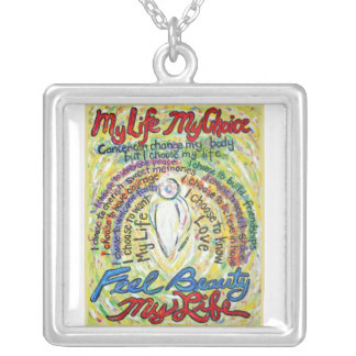 My Choice My Life Necklace