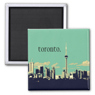 My City magnet