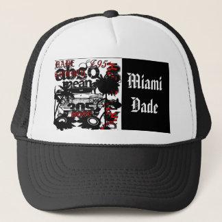 My City Series| 305 Trucker Hat