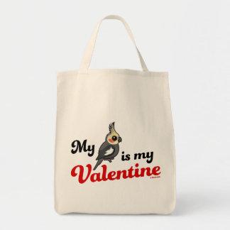 My Cockatiel Is My Valentine