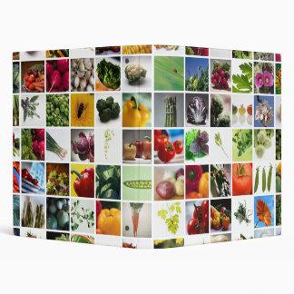 My Colorful Garden Journal Vinyl Binders
