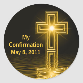 My Confirmation Stickers