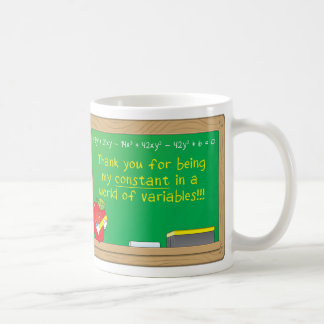 My Constant in a World of Variables Coffee Mug