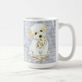 My Coton Ate My Lesson Plan Coffee Mug
