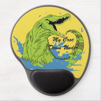 My Croc Mouse Pad