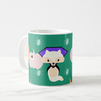 My cute Halloween Coffee Mug