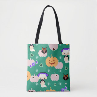 My cute Halloween Tote Bag