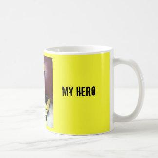 My Daddy, My Hero Coffee Mug