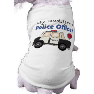 My Daddy's A Police Officer Shirt