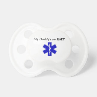 My Daddy's an EMT Pacifier