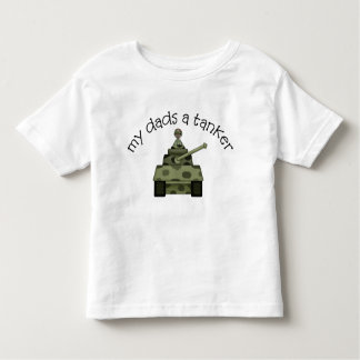 My Dads A Tanker (Son) Toddler T-shirt