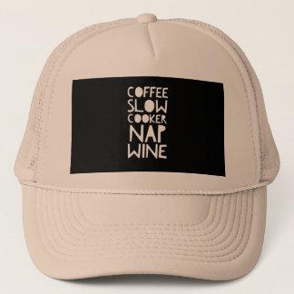 My Daily Routine Trucker Hat