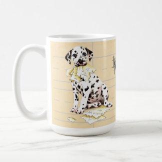 My Dalmatian Ate my Homework Coffee Mug