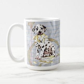My Dalmatian Ate my Lesson Plan Coffee Mug