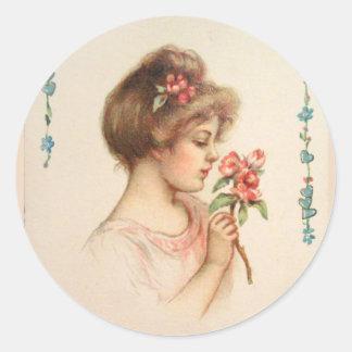 My Darling Valentine Stickers