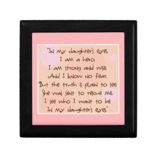 My daughter gift box