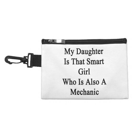My Daughter Is That Smart Girl Who Is Also A Mecha Accessory Bags