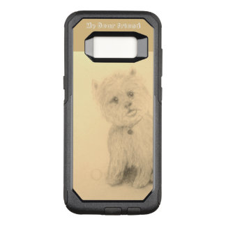 My Dear Friend OtterBox Commuter Samsung Galaxy S8 Case