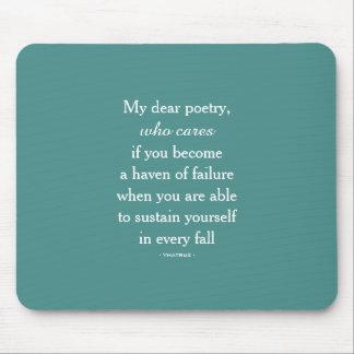 My Dear Poetry Mousepad