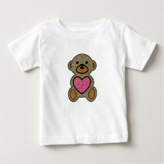My Dear Teddy Bear - Baby Fine Jersey T-Shirt