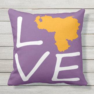 My dear Venezuela Throw Pillow