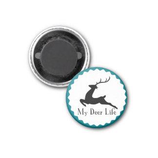 My Deer Life Magnet