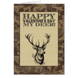 My Deer | Valentine's Day Card