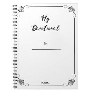 My Devotional Notebook (WHITE)