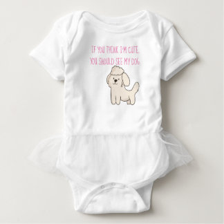 My Dog Baby Outfit Baby Bodysuit