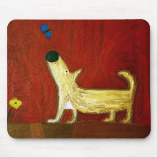 My Dog Jake Mouse Pad