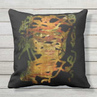 My Dogma Outdoor Pillow