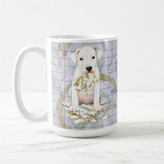 My Dogo Ate My Lesson Plan Coffee Mug