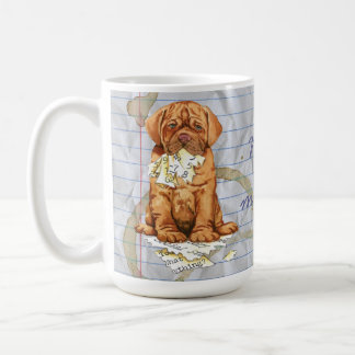My Dogue de Bordeaux Ate my Lesson Plan Coffee Mug