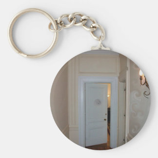 My Door Is Always Open Keychain