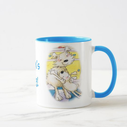 My Ed the Pup mug! Mug