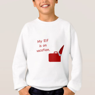 My Elf is on vacation products Tee Shirts