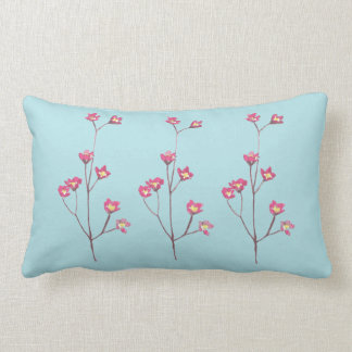 """MY ENGLISH GARDEN"" LUMBAR PILLOW"