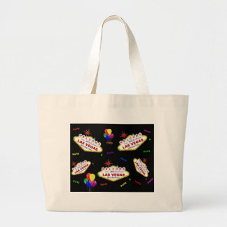 My Fabulous Las Vegas Birthday Party Tote Bag