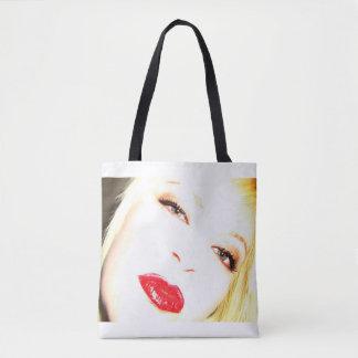 My Face | Close Up Tote Bag
