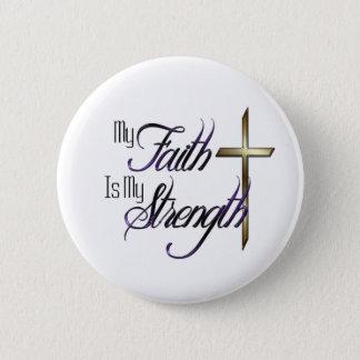 My Faith 2 Inch Round Button