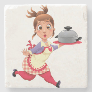 **MY FAVORITE CHEF OR COOK** COASTER